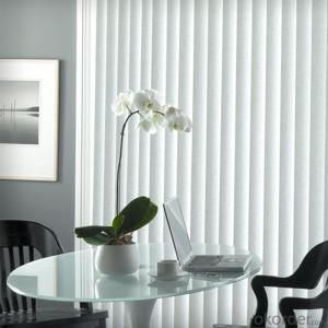 Vertical PVC Waterproof Polyester Blinds, Sliding Curtain, Wholesale Window Blinds