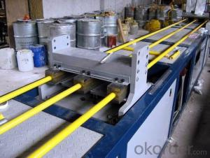 FRP Guardrail and Ladder of Pultrusion Process