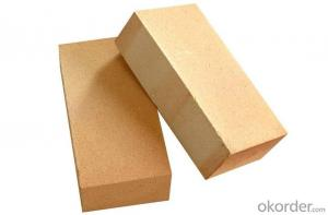 High strength refractory  fireclay bricks