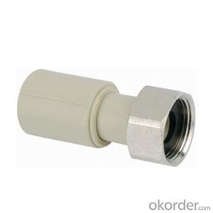 Coupling-Plastic Threaded Union with Superior Quality