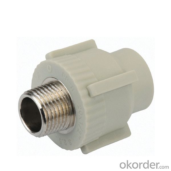 PPR Fittings Female coupling and Equal coupling from China Factory