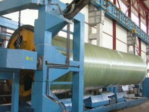 Filamentpipewindingmachine and GRP equipement with low price