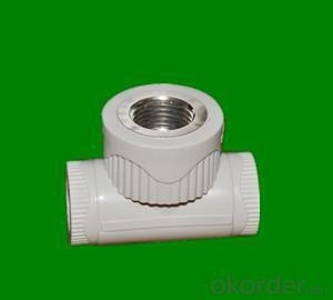 China Lasted PVC Equal Tee Fittings Used in Industrial Fields