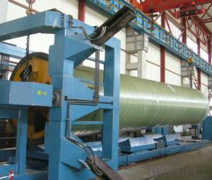 Light weight FRP Pipe with High pressure capability