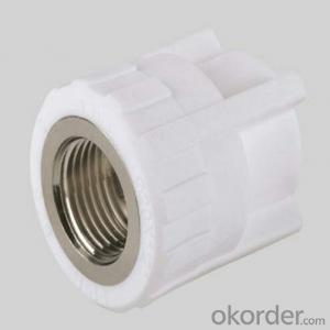 New PPR Pipe Fittings  Socket with High Quality and Durable Quality Made in China