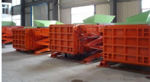 Shear Fork Lift Geographical Level Waste Compacting Stations,Environmental Sanitation Equipment