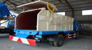 Docking Refuse Collector,Environmental Sanitatin Equipment