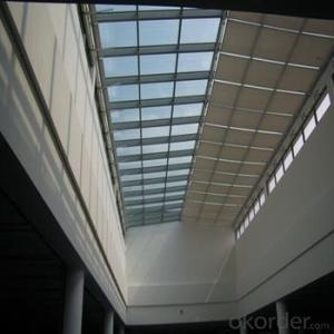 Patio Roller Blinds for Outdoor Skylight Shading