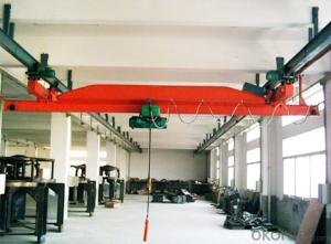 LX Model Electric Single Beam Suspension Crane, Crane, Single Beam