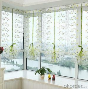 polyester Roller Blind Fabric blinds windows Price