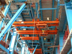 Electric Hanging Cross Track Crane,XG Model Electric Hanging Cross Track Crane,Crane,