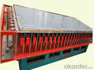 Profile Molded FRP Grating Making Machine for Producing Grating