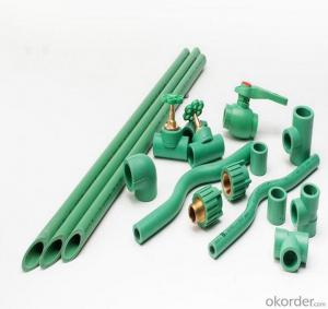 PPR Pipe and Fittings used in Agricultural