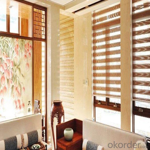 Buy home inside windows electric blind system vertical