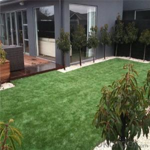 Outdoor landscaping  grass carpet artificial grass for landscaping garden