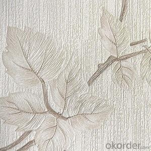 3D Wallpaper Washable Decorative Wallpaper for Restaurant