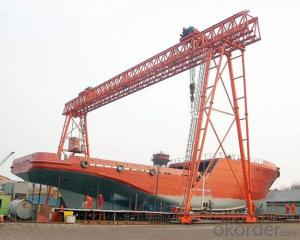 Shipbuilding Gantry Crane,Anti-Sway, Assembling Body,Gantry Crane