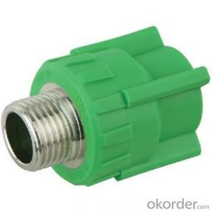 PPR Equal coupling Fittings of Industrial Application