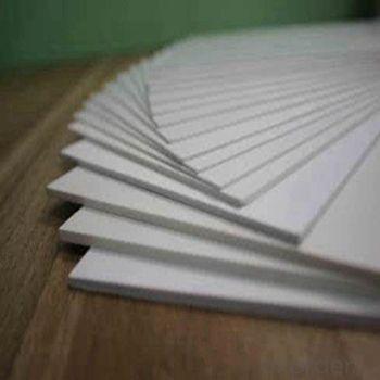 pvc foam board decorative anti-corrosion for furniture