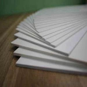 pvc foam board decorative anti-corrosion for furniture