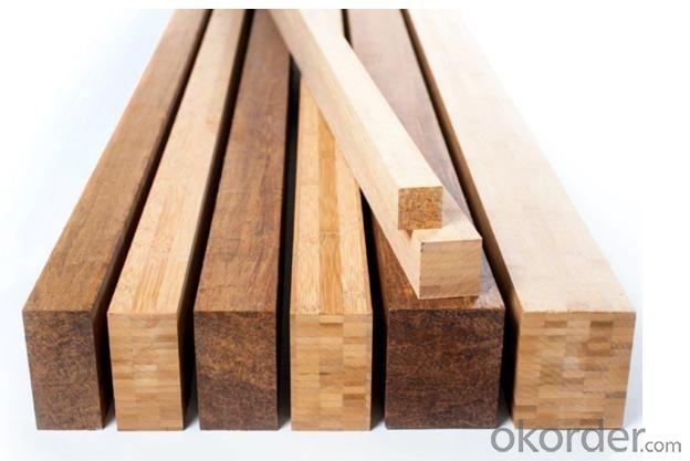 Bamboo / Wood Engineered Lumber, Eco Building Material, Interior or Exterior – Post, Beam, Member
