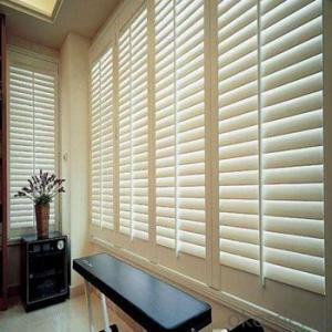 Roman style  natural woven blinds bamboo curtain