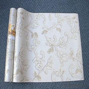 Deep Embossed PVC Wallpaper Modern Decorative Wallpaper