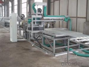 FRP Gel Coat Panel Making Machine/Roofing Sheet Production Line