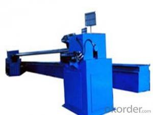FRP Winding Wire Continuous Equipment / Glass Fiber Pipe Making Line with High Quality on Hot Sale