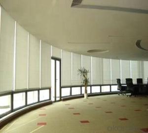 Exterior Doors Internal Elegant Valance Blinds