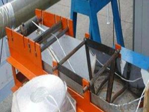 Transparent Fiberglass Roof Panels Corrugated Production Line with High Quality and Low Price