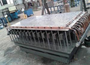 Fiberglass duct rodder and fiberglass pultrusion machine