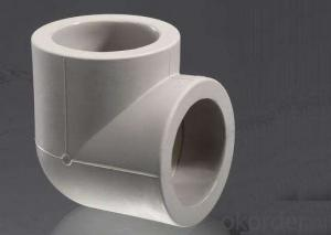 PPR Fittings High Quality Elbow Fittings Made in China