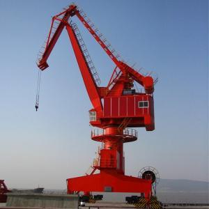 Portal Crane,Frequency vecyor control,Electric power feedback technology