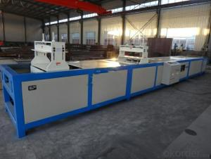 Fiberglass reinforced plastic frp sheet making machine with high quality