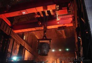QDY 5-74T Foundry Crane,Overhead Crane,Foundry Crane