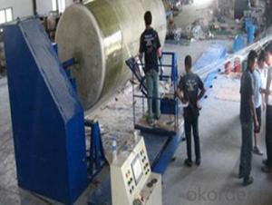 Hydraulic Pressure System FRP Grating Making Machine of New Design