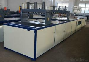 FRP Rubber Processing Sheet Making Machinery with High Quality