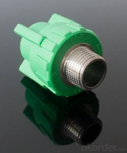 China PVC Female coupling and Equal coupling