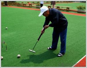 Golf Playground Court Artificial Grass