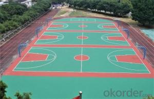 Artificial Grass for Playing Volleyball High Quality