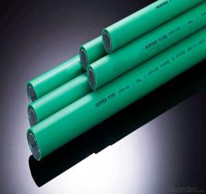 New PPR orbital pipe used in Industrial Fields