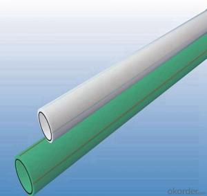 Ppr Pipe Plastic Pipe Used with High Quality and Reasonable Price
