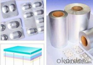 High Quality Aluminum Foil for Pharmaceutical with a Good Price