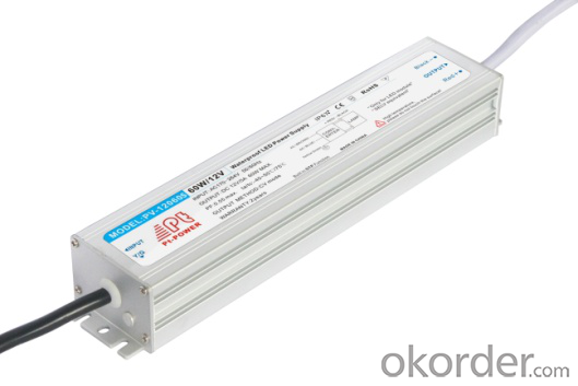 ultra-thin waterproof power supply series --output power-150W