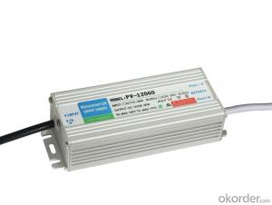 ultra-thin waterproof power supply series--output power 60W