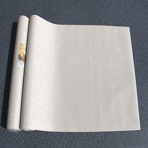 PVC Self - Adhesive Wallpaper Pink Sponge Thick Waterproof Tape Glue Instant Stickers Wallpaper