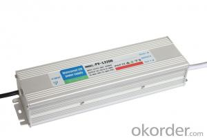 ultra-thin waterproof power supply series with output power 150W