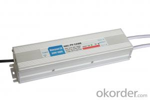 ultra-thin waterproof power supply series-output power 300W