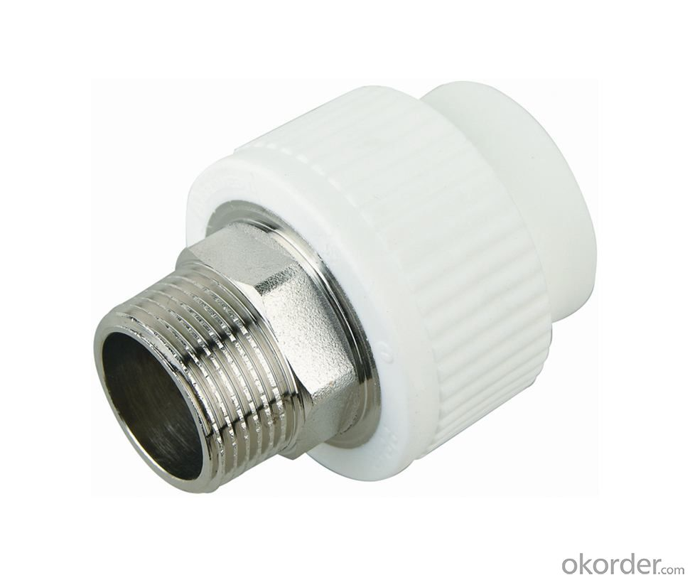 Buy new ppr pipe fittings for water supply price size